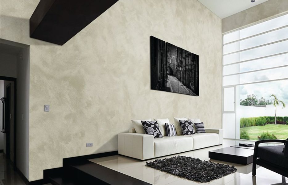 Strato® Cashmere Textured Paint